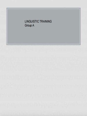 Linguistic A imagen
